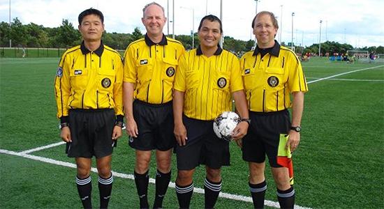soccer referees